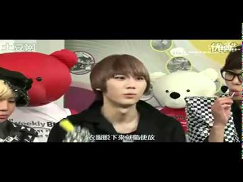 [ENG SUB] Beast's Hyunseung talks about G-Dragon