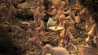 Loštický betlém má tři nové figurky