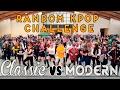 RANDOM KPOP CHALLENGE [Classic vs Modern edition]  @Marbecon