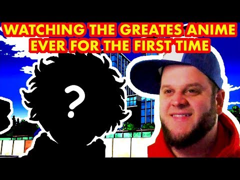 Video Watching the greatest Anime ever for the first time EPIC REACTION download in MP3, 3GP, MP4, WEBM, AVI, FLV January 2017