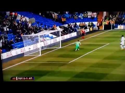 Better - Lamela scores with outrageous finish rabona goal v Greek side Asteras Tripolis Erik Lamela struck twice, the first a stunning strike that bought White Hart Lane to its feet. The £28m Argentine...