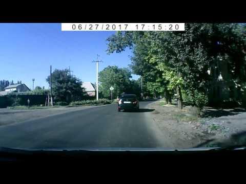 Авария с пешеходом в Таганроге