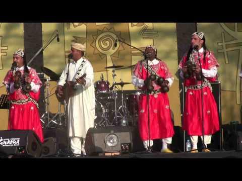Hamid El Kasri @ Festival Gnaoua 2010 (IV)