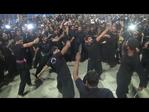 Video Qamazani | Fajr Pursa | Tilla Zainabiya | Ashura | 10th Muharram 1438 | Karbala, Iraq download in MP3, 3GP, MP4, WEBM, AVI, FLV January 2017
