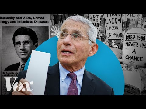 How Dr. Fauci Became the Face of the Coronavirus Response