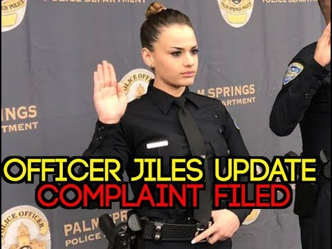 Part #2 Update:  Lying Palm Springs Rookie Cop / Officer Shelby Lynn Jiles