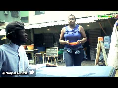 You Want Fork??? - Naija's Craziest Comedy Episode 123