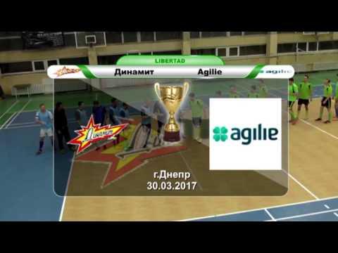 Динамит — Аgilie (обзор) 30.03.2017