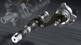 Nissan VC-Turbo engine optimizes power and efficiency