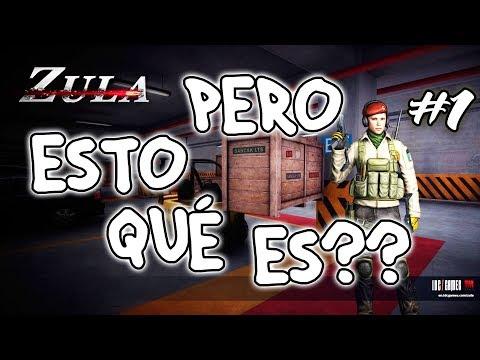MI PRIMERA VEZ EN ZULA - #1 - Gameplay Español [JagueimeStar]