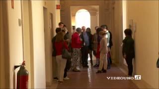 commissione 2019 visita palazzo lanfranchi e mostra di pasolini - YouTube