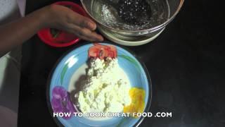 Ethiopian Cottage Cheese Recipe  - Amharic - Easy Version Ayib Lab