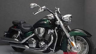 10. 2005  HONDA  VTX1800S  - National Powersports Distributors
