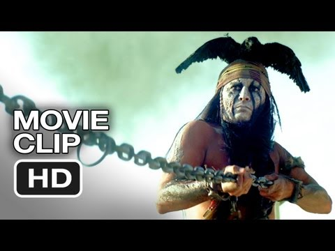 The Lone Ranger CLIP - End Of The Line (2013) - Johnny Depp Movie HD