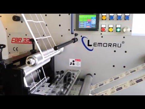 Machine will be Lemorau EBR: