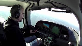 Cirrus SR22 Test Flight