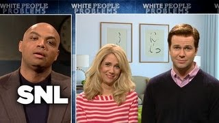 Investigation Discovery Presents: White People Problems - SNL