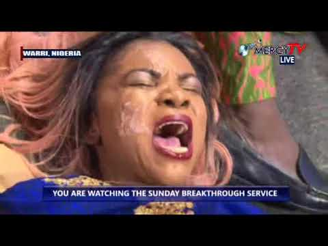 YOU ARE WATCHING THE PROPHETIC/BREAKTHROUGH SERVICE WITH PROPHET JEREMIAH OMOTO FULFUYIN: 28/03/2018