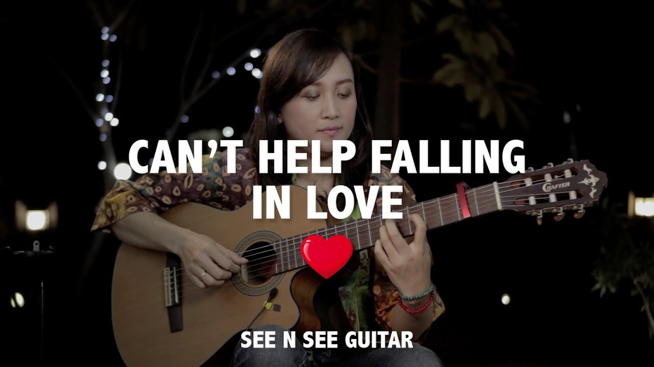 See N See Guitar – Can't Help Falling in Love (Fingerstyle) – Acoustic Guitar