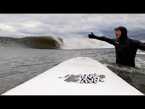 My Favorite SURF Spot is BACK!? видео