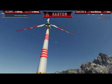 Platzierbare Windkraftanlage v1.0