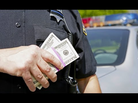 Trump To Help Cops Steal More Money