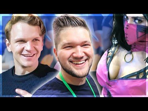 Поездка на Игромир 2016 и ComicCon Russia: Наш репортаж