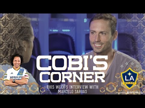 Video: Marcelo Sarvas exclusive interview | Cobi's Corner