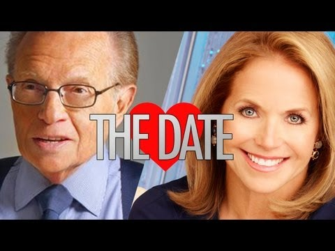 Larry King Fires Back at Katie Couric About Their Date | NewsBreaker | Ora TV