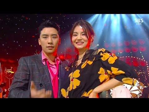 SEUNGRI - '셋 셀테니 (1, 2, 3!)' 0729 SBS Inkigayo