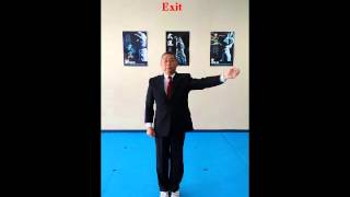 USAT Poomsae Referee Hand Signals - May 2014