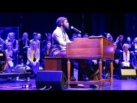 Cory Henry – I've Decided To Make Jesus My Choice