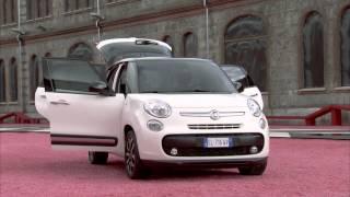 Fiat 500 L completeaza gama vehiculelor de familie italiene