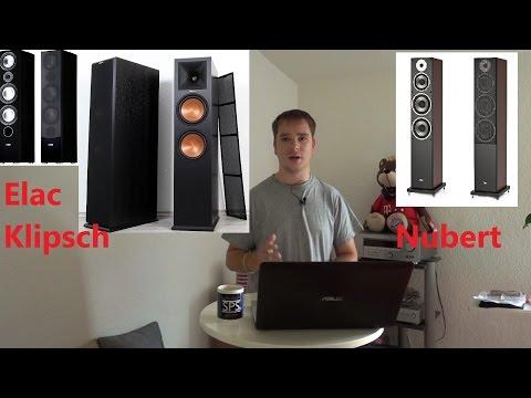 Lautsprecher Kaufen lautsprecherkauftipp für Standlautsprecher der unteren Mittelklasse