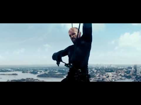 Mechanic Resurrection 2016 Pool Killing Scene