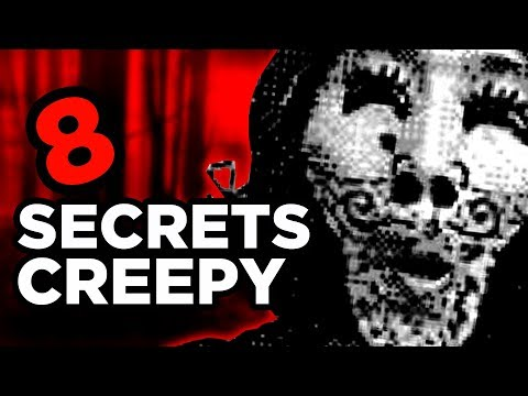 8 SECRETS CREEPY DE JEUX VIDEO