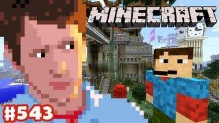 Minecraft - Episode 543 - Ashley's Expansion