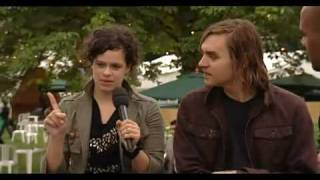 Interview with Will and Régine of Arcade Fire | Part 1 of 2