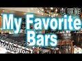 My favorite Bars in Wellington 我在惠靈頓最喜歡的餐廳