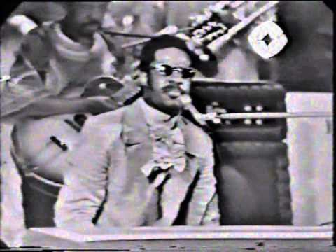 Live Music Show - Stevie Wonder in Brazil, 1970