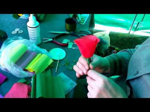 Jak zrobić maki z bibuły - folklor portal wiano.eu