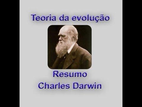 Resumo sobre a teoria da evolução de Charles Darwin