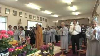 Thầy Thích Pháp Hòa - Đạo Sư và Đệ Tử clip 5/6 (May 23, 2010)