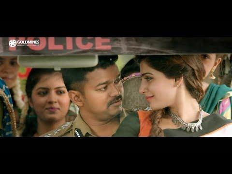 Story of Theri ¦  Full Hindi Dubbed  ¦ Vijay, Samantha, Amy Jackson, J  Mahendran