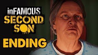 inFamous: Second Son Evil Walkthrough Part 19 - ENDING - Evil&Expert Playthrough
