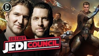Benioff and Weiss' Star Wars Project Will Be A Trilogy - Jedi Council by Collider