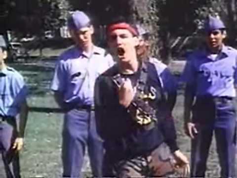 Combat Academy Trailer 1986