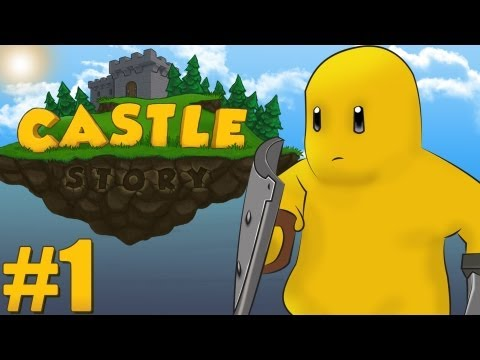 Castle Story (Survival) Gameplay w/ Commentary | Part 1