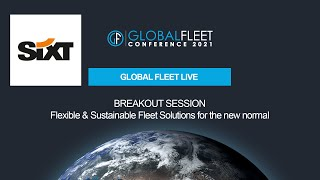 Flexible & Sustainable Fleet Solutions for the new normal
