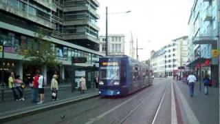 Braunschweig Germany  City pictures : Trams in Braunschweig, Germany